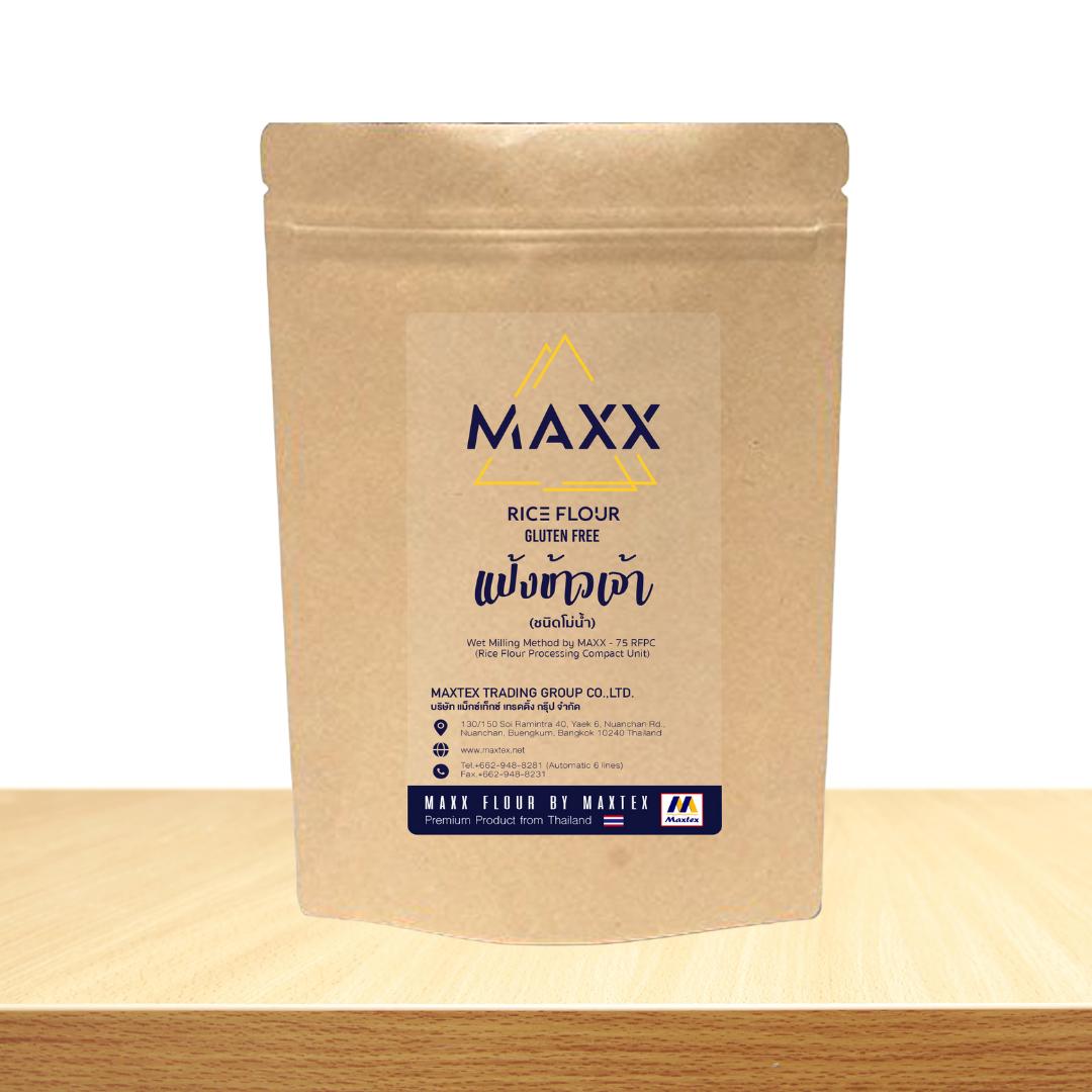 Max Flour 8